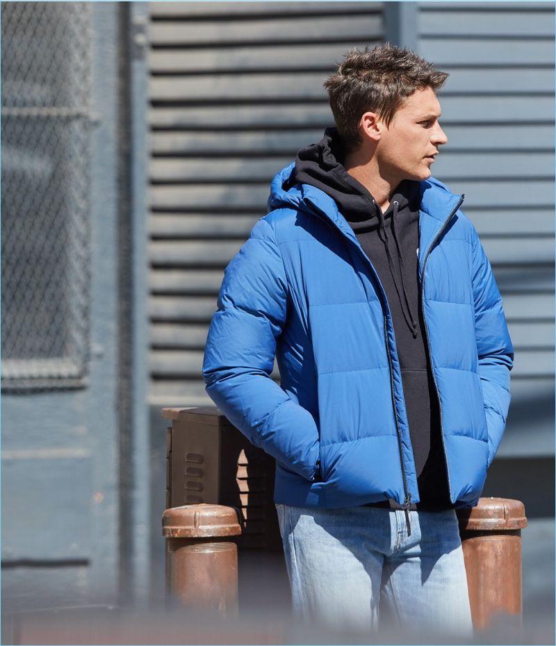 East Dane's Fall '17 Outerwear Guide Jackets, Blue