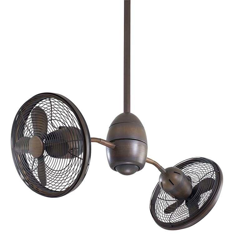 Twin Turbo Ceiling Fan