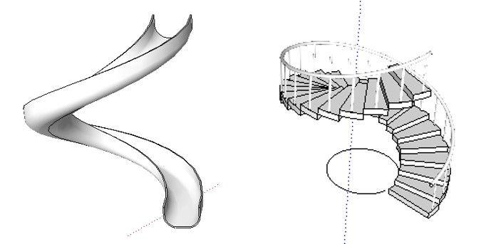 clf shape bender sketchup