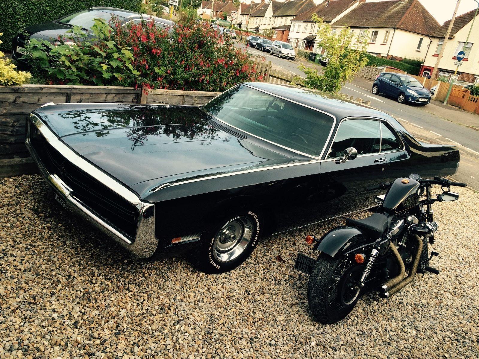 1969 Chrysler 300 440ci MOPAR | American classic cars, Car shop and ...