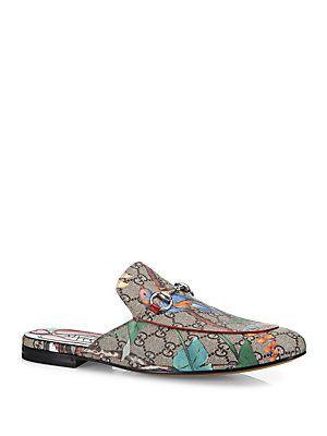 Gucci Kings Loafer Slides, $695 at Saks