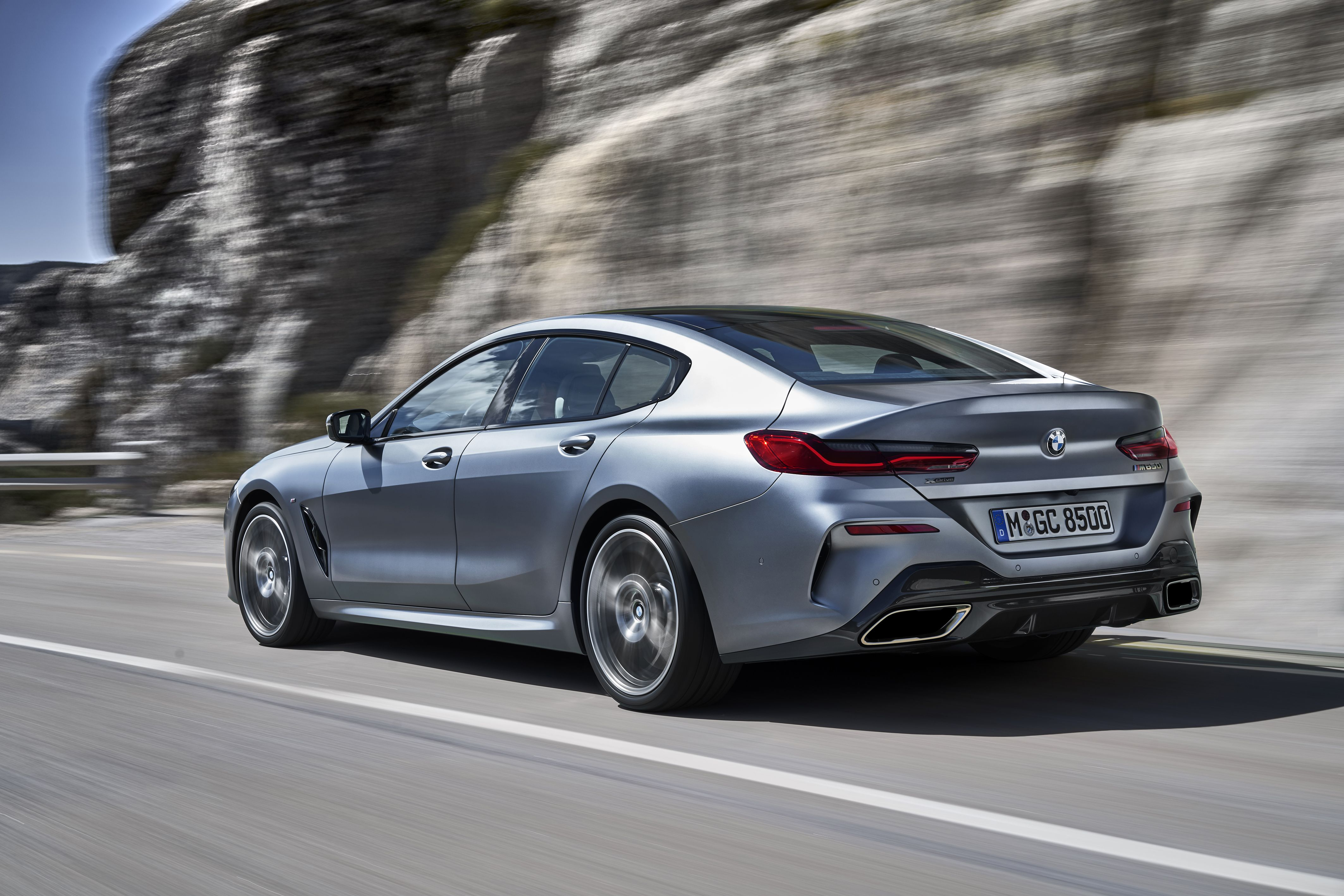 2020 Bmw 8 Series Gran Coupe Quirks And Features New Bmw Bmw