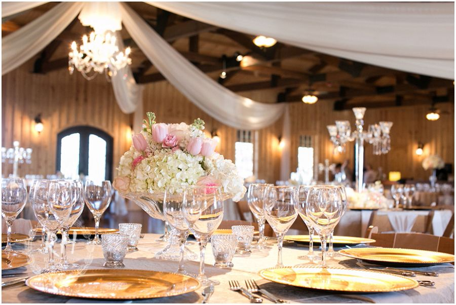 elegant formal reception at boulder springs event center new braunfels tx