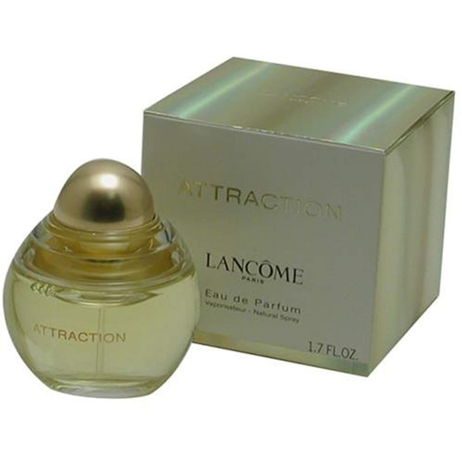 Attraction By Lancome For Women. Eau De Parfum Spray 1