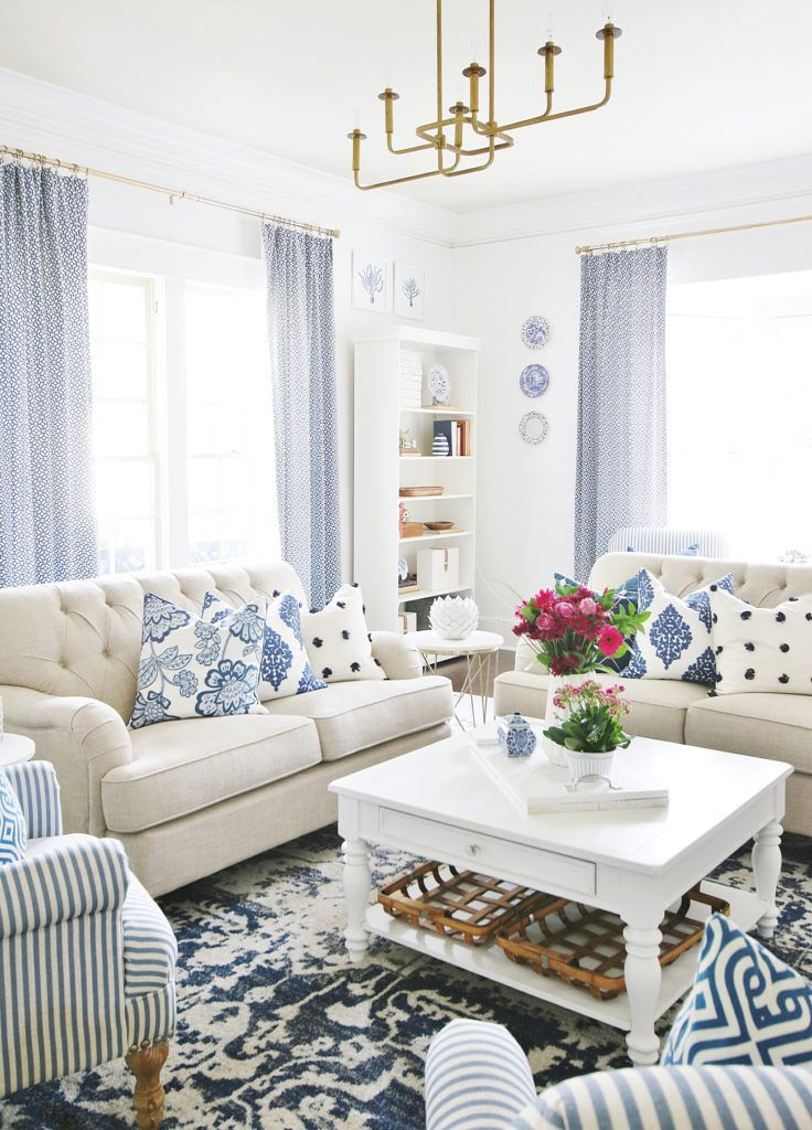 Design My Living Room Online: How To Pick Paint Colors For An Entire House