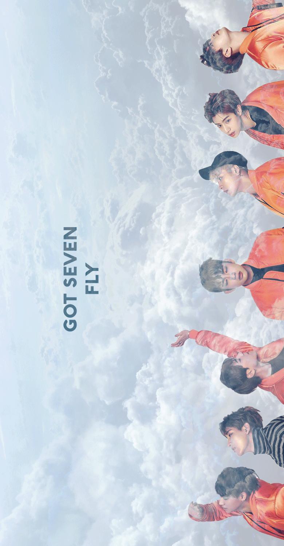 GOT7 Fly GOT7 Pinterest Got7, Kpop and Wallpaper