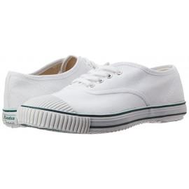 Bata white Tennis canvas shoe in 2020