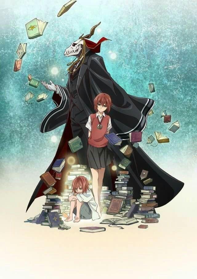 Manga Recomendation Mahou Tsukai No Yokai Ancient Magus Bride Anime Anime Romance