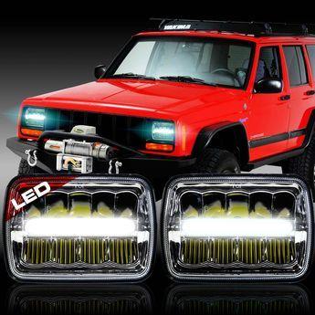 Headlight For The Jeep Xj Jeep Cherokee Jeep Cherokee Xj Jeep