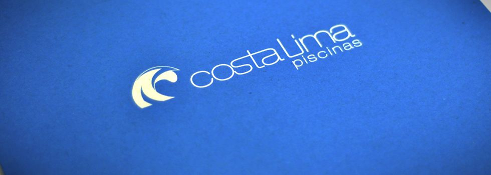 Costa Lima Piscinas - Logotipo