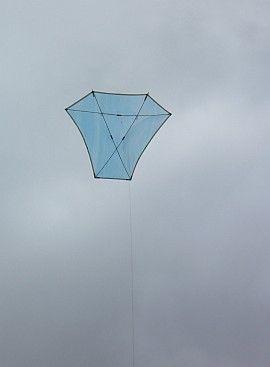 Tim Parrish's multi-dowel barn door kite!   Kite, Barn ...