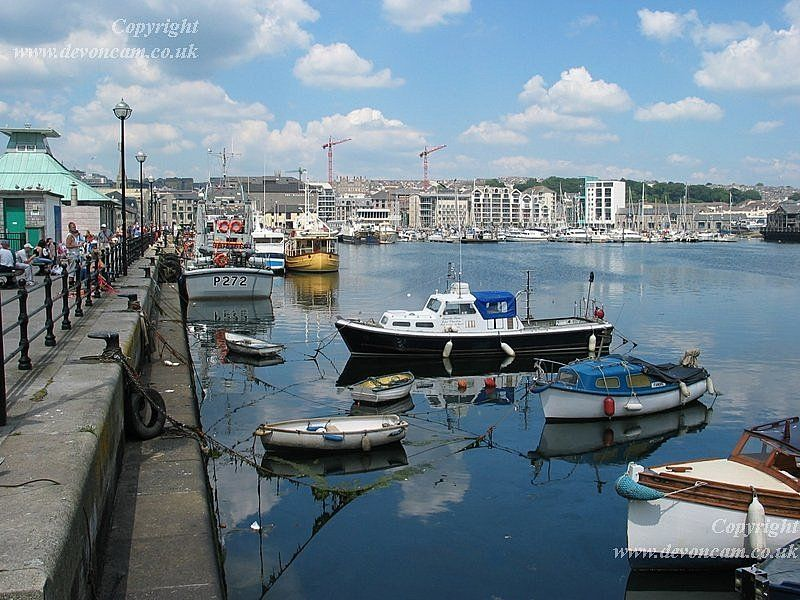 Plymouth Harbour - Plymouth
