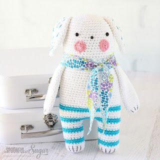 Feeling the Love for Crochet Toys!