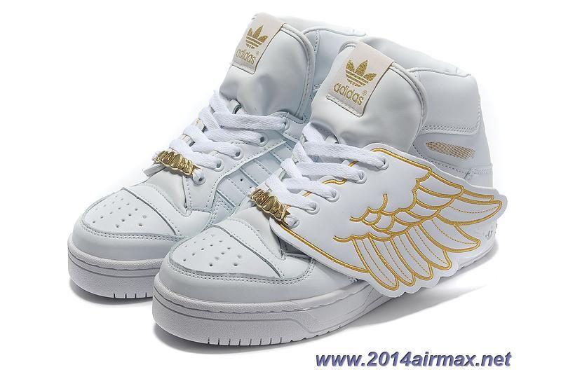 adidas x jeremy scott shoes>>jeremy scott basketskor    Adidas X Jeremy Scott Wings Shoes White Yellow Outlet   title=          The