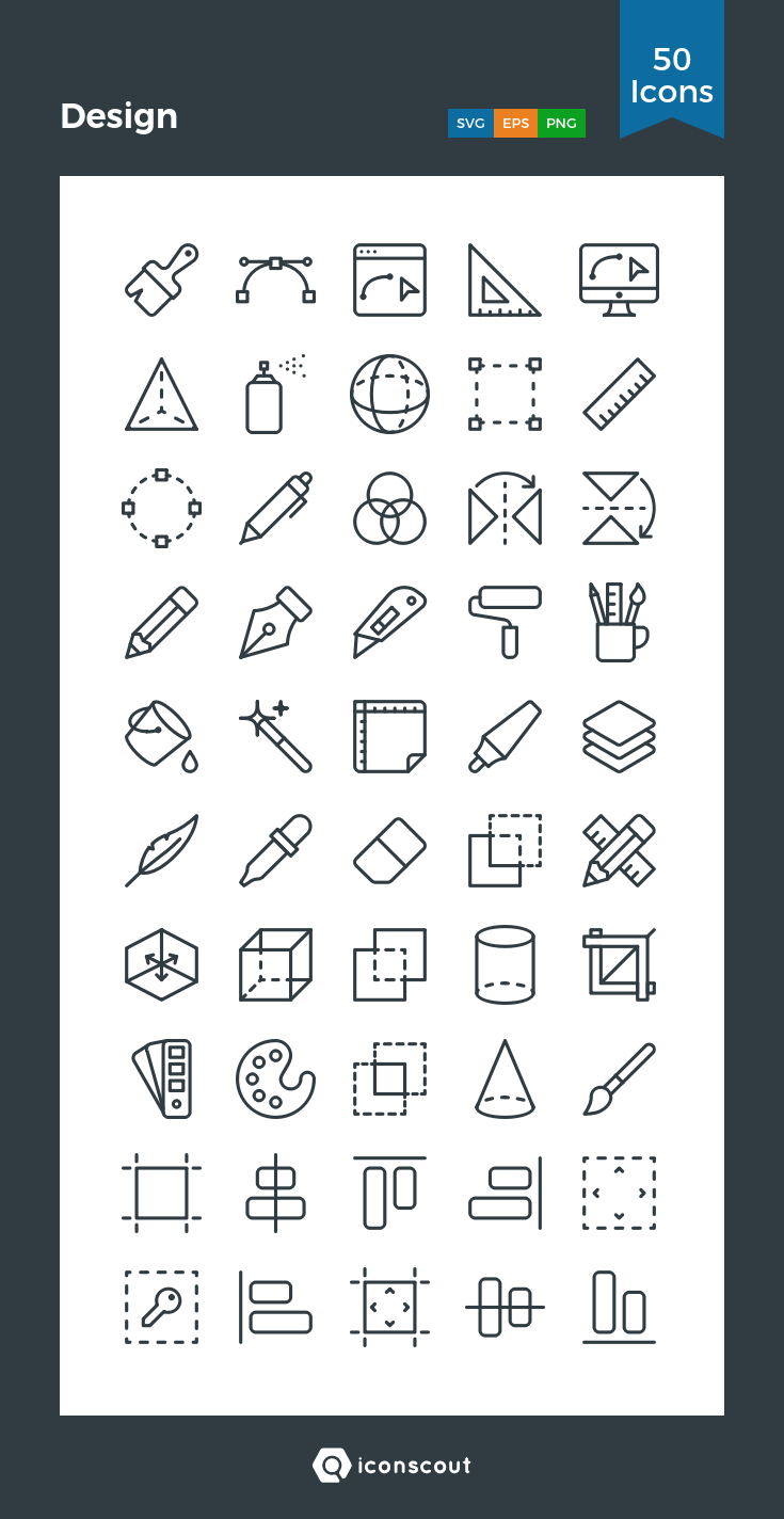 Download Design Icon Pack Available In Svg Png Eps Ai Icon Fonts Icon Design App Icon Design Branding Design Logo
