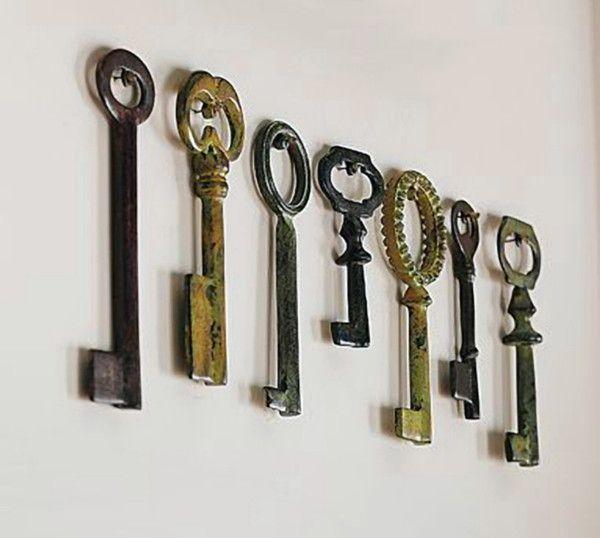ключ для фото декор прилетел