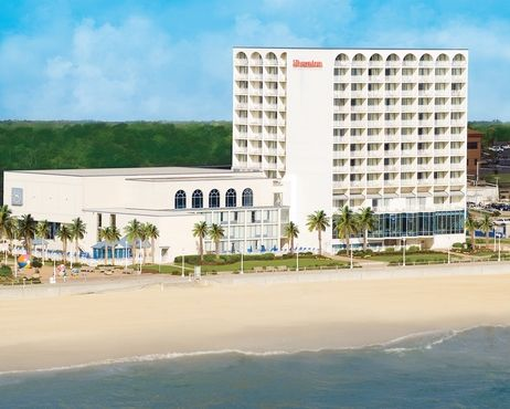 Sheraton Oceanfront Hotel Virginia Beach Va Dog Friendly In