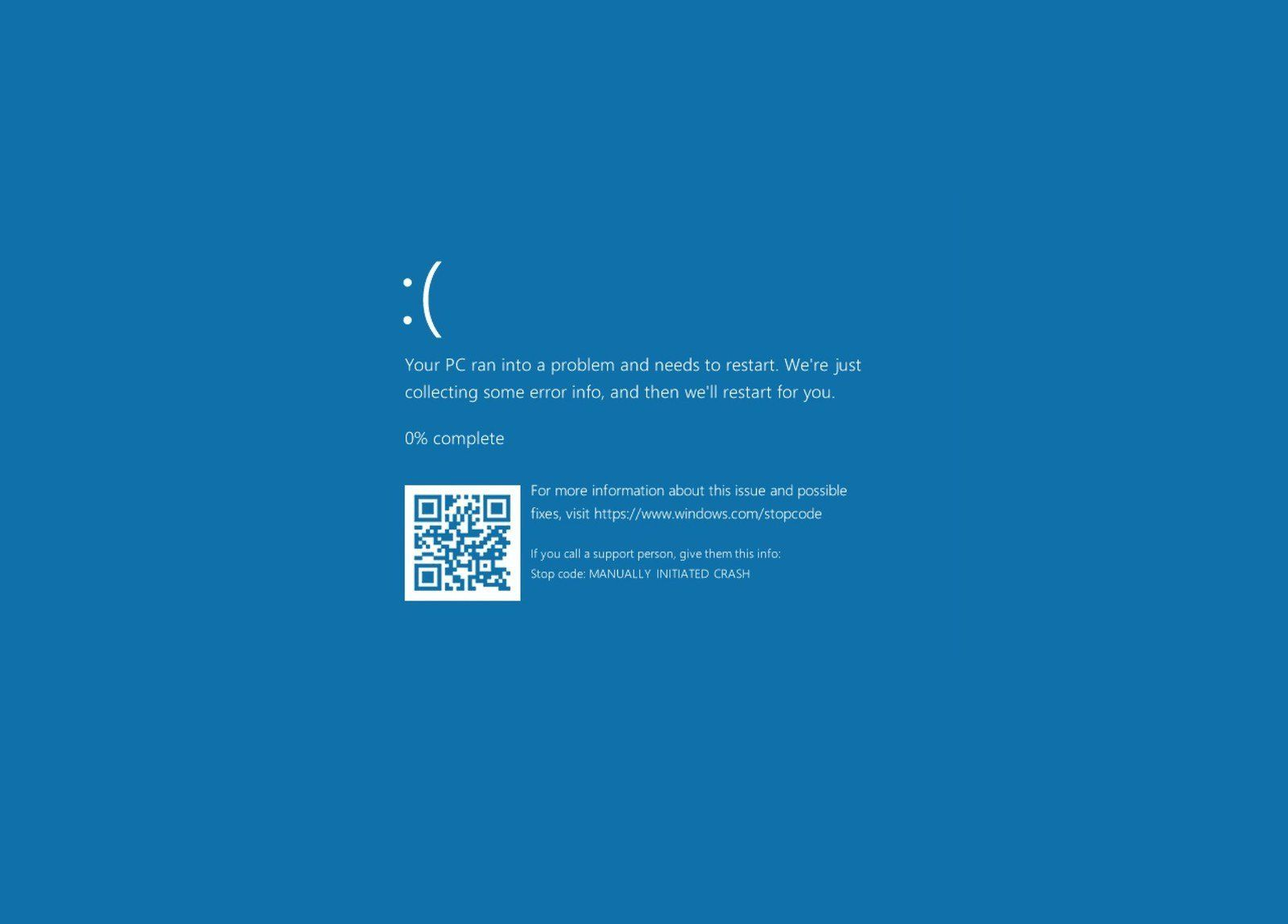 Windows 10 Just Bsod Here S How To Troubleshoot And Fix The Problem Blue Screen Windows 10 Bsod