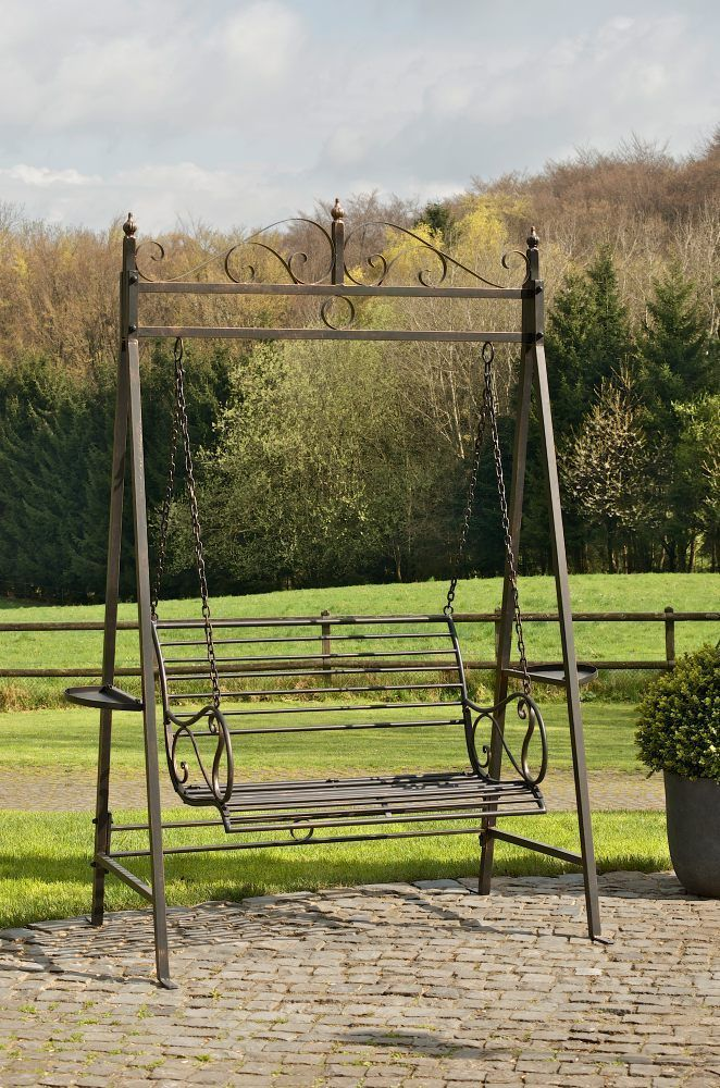 balancin para jardin columpio terraza mueble de jardin