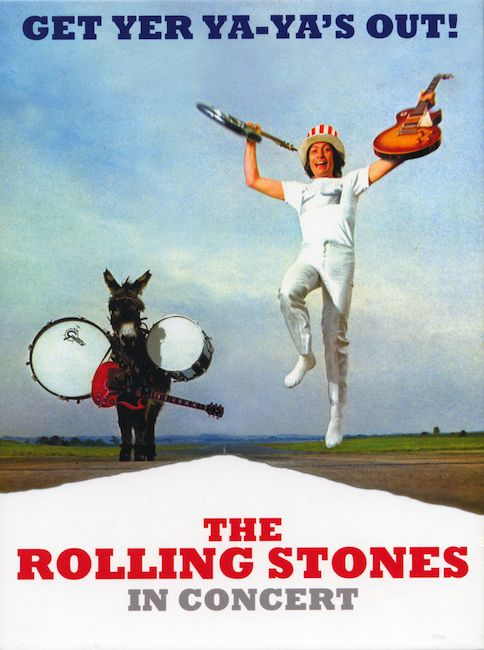 The Rolling Stones - Get Yer Ya-Ya's Out! 1969