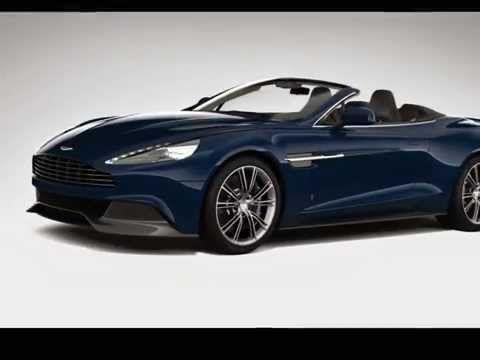 ▶ 2014 Aston Martin Vanquish Volante Neiman Marcus Edition - YouTube
