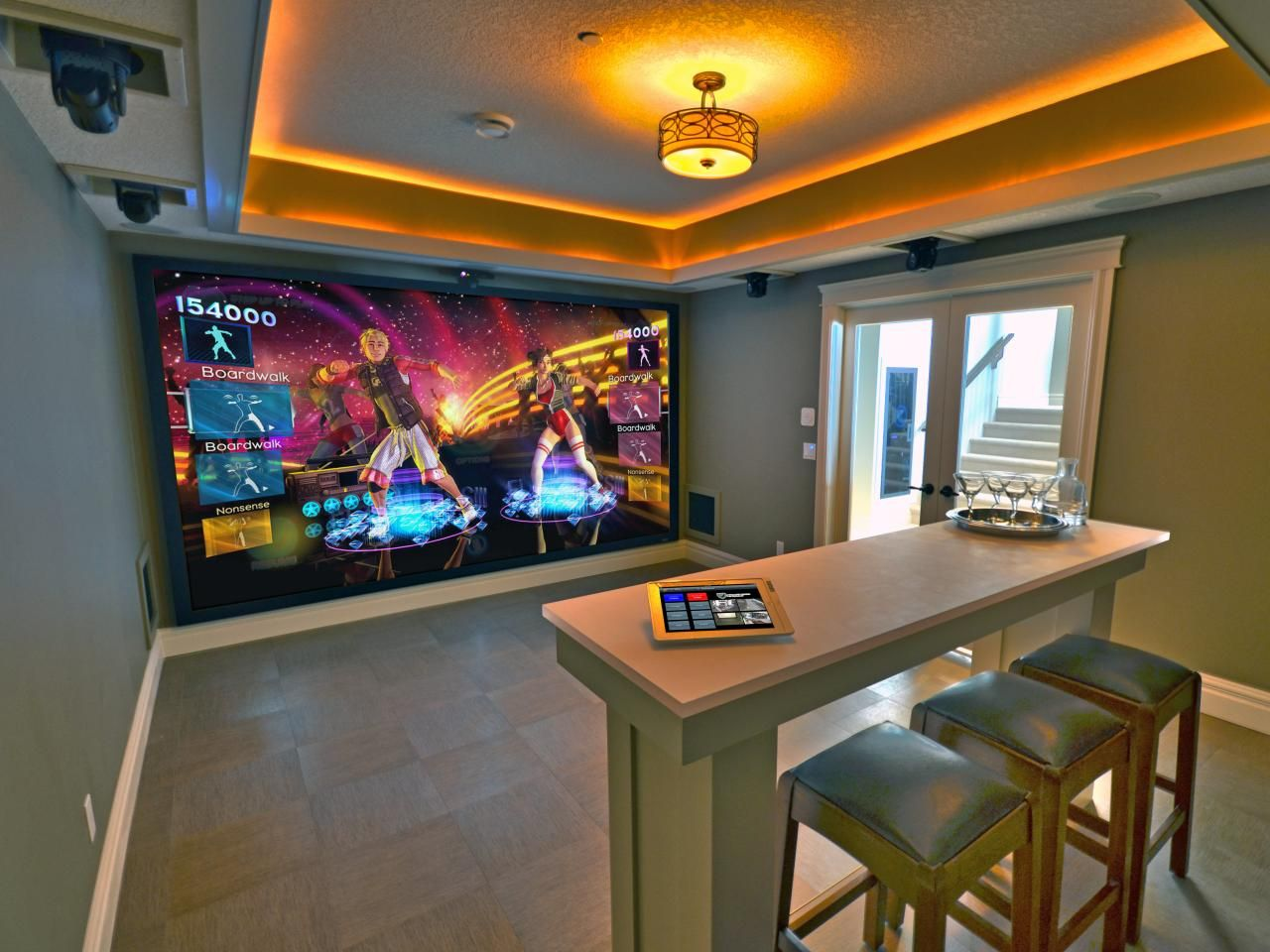 Awesome Home Media Room Ideas u DesignAmazing Pictures Small