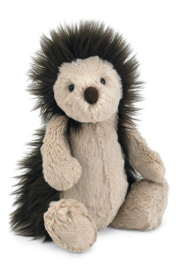 Jellycat 'Woodland Hedgehog' Stuffed Animal available at #Nordstrom
