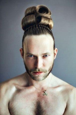 Feminine Hairstyles For Men Trends