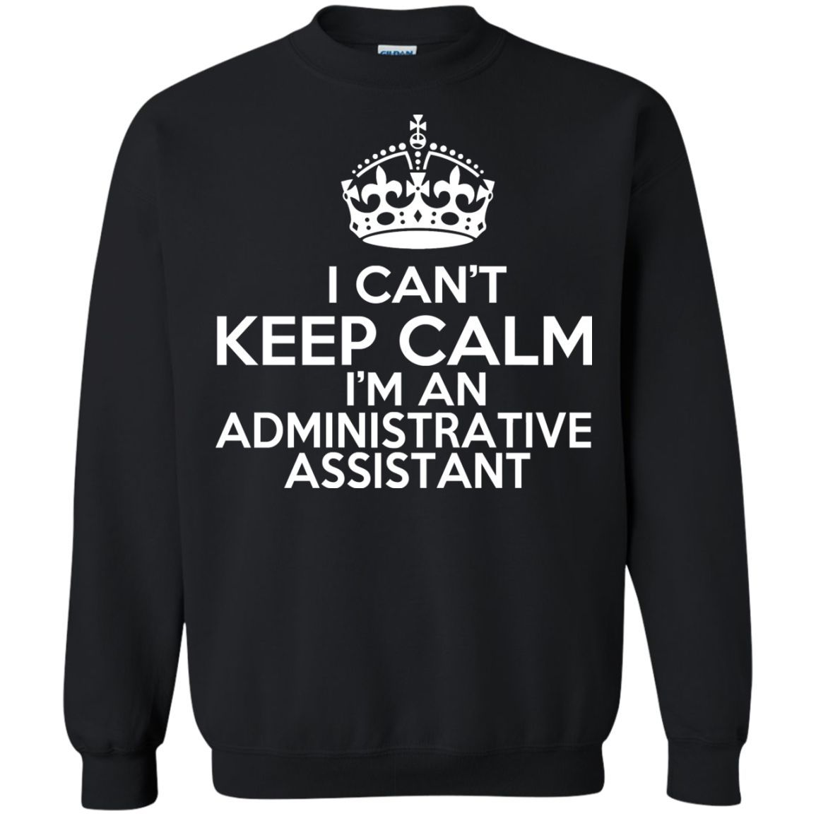 administrative objective for resume%0A I Cant Keep Calm Im An Administrative Assistant Sweatshirts