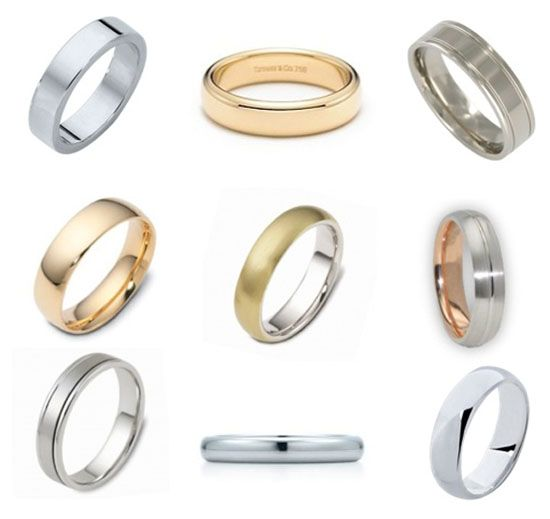 Tiffany Co Wedding Bands Traditional