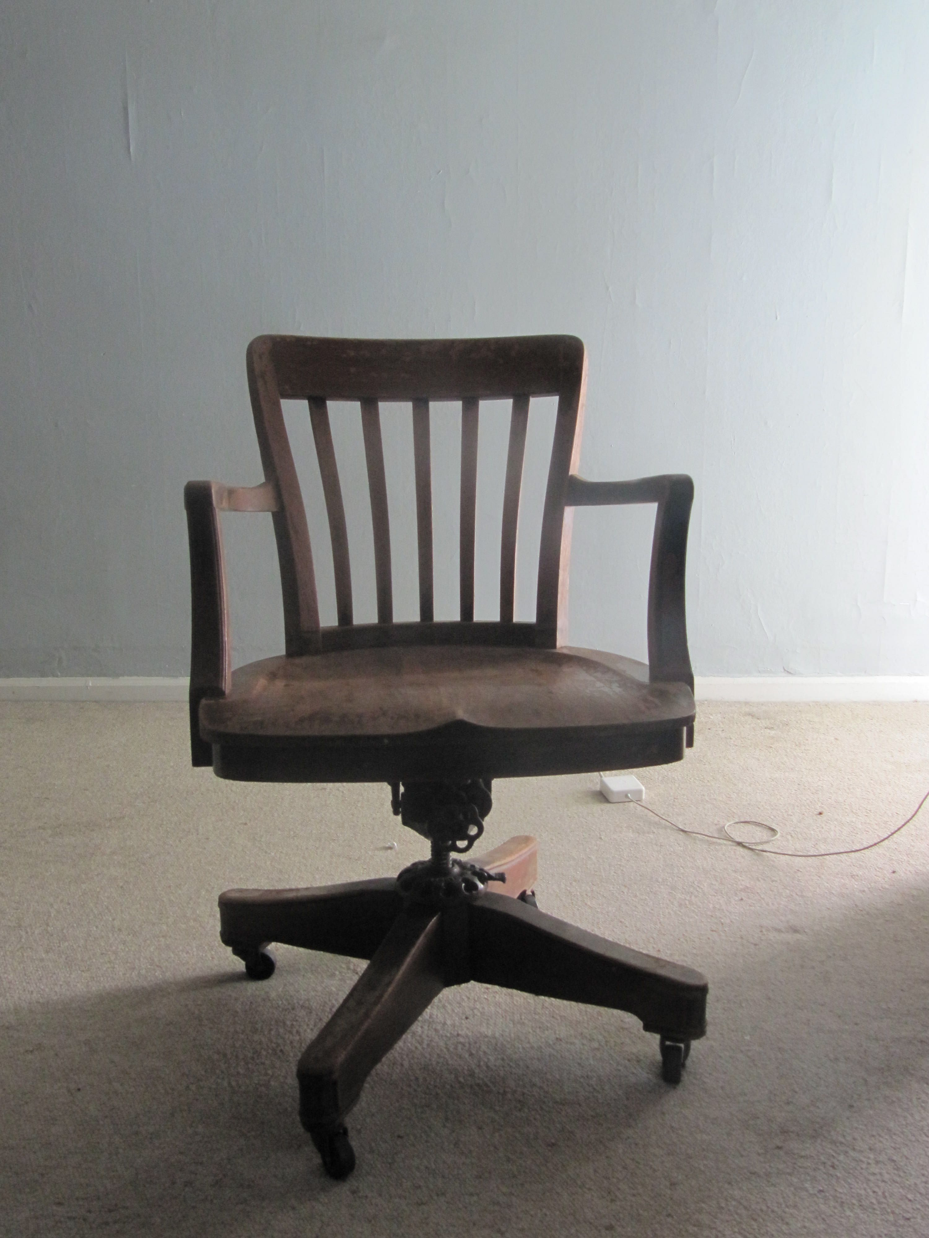 Strange Milwaukee Chair Co 1912 Found In Trash Great Condition Caraccident5 Cool Chair Designs And Ideas Caraccident5Info