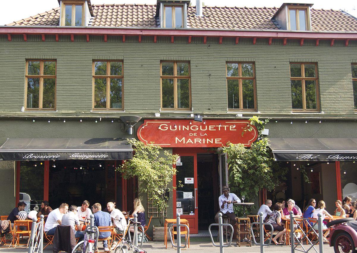 La Guinguette De La Marine A Lille Et Wambrechies Restaurant