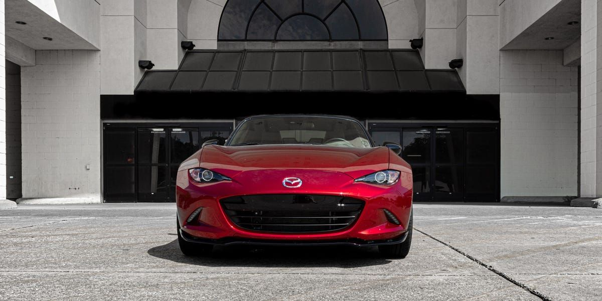 The most innovative thing about Mazda's iconic Miata