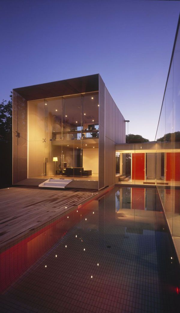 Genial The Orb House Is Located In Melbourne, Australia Designed By Australian  Architect Bojan Simic.