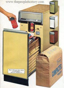1971 Trash Compactor Trash Compactors Compactor Compactors