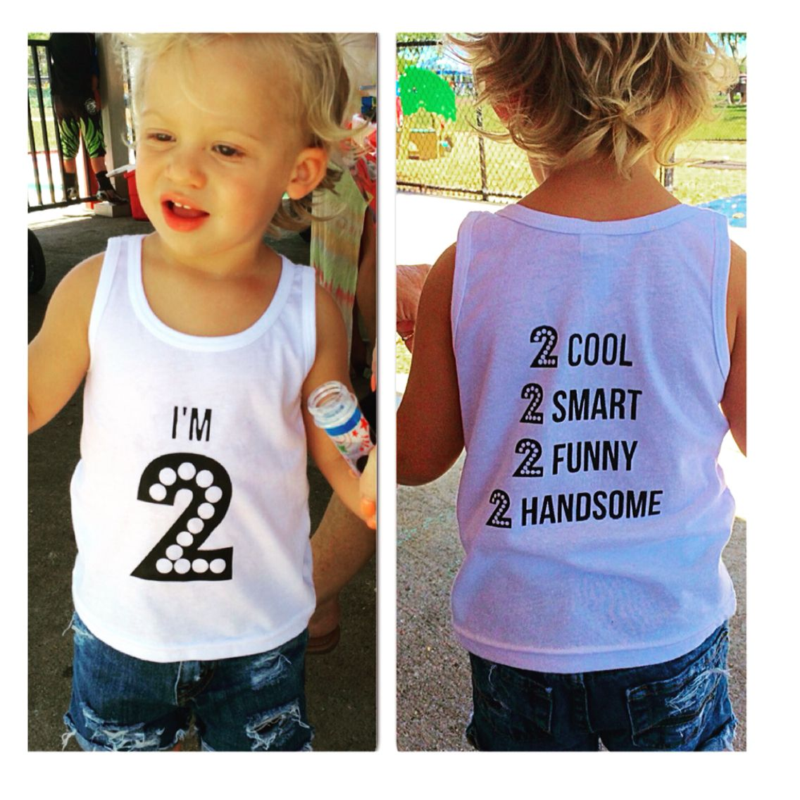 Birthday Shirts For Your Two Year Old Im 2
