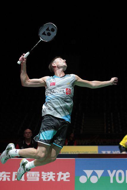 Yonex Badminton Peter Gade 7 Badminton Photos Badminton Outfits Badminton