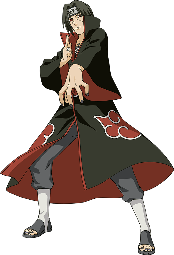 Itachi Uchiha render 2 [Naruto OL] by Maxiuchiha22 on DeviantArt