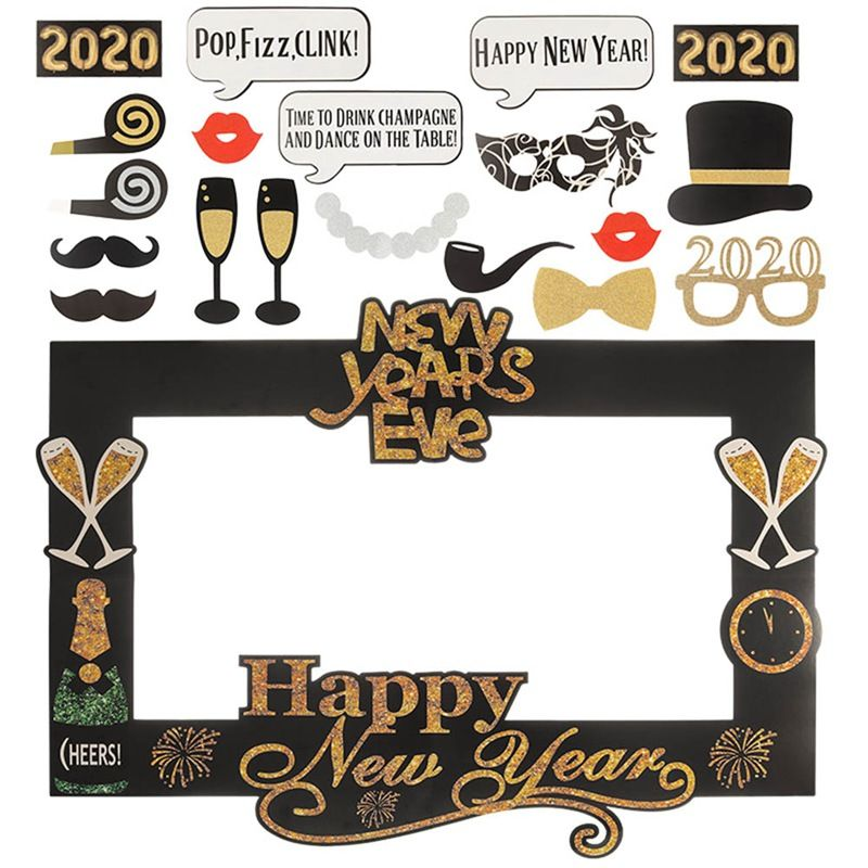 Party & Occasions New year's party decorations