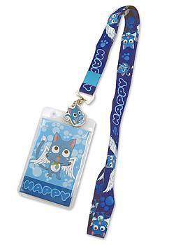 Fairy Tail Lanyard - Happy