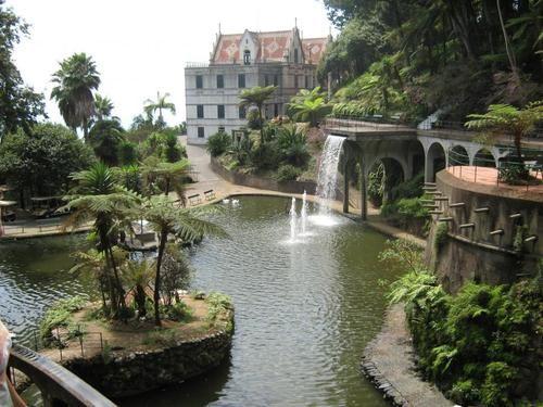 JARDIM BOTANICO Madeira