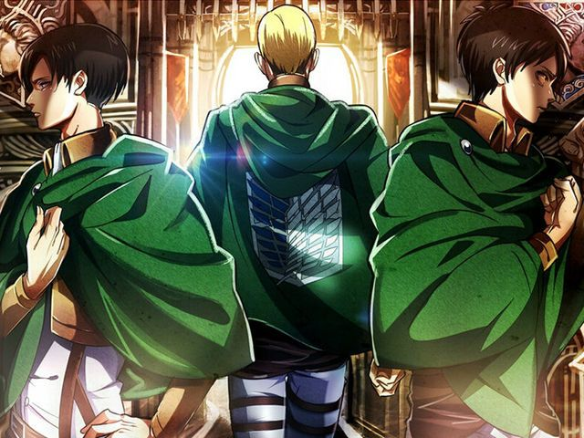 Which Attack on Titan Character would be your Boyfriend?