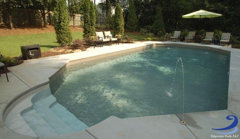 Edgewater Pools, LLC 9526 Henry Harris Rd. Fort Mill, SC 29707 NC Office: 704-845-3065 SC Office: 803-547-Pool (7665) http://edgewaterpoolsllc.com/