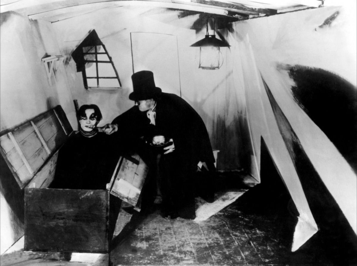 The Cabinet Of Dr Caligari 1920 Robert Wiene Imdb Http Www Com Title Tt0010323 Ref Fn Al Tt 1