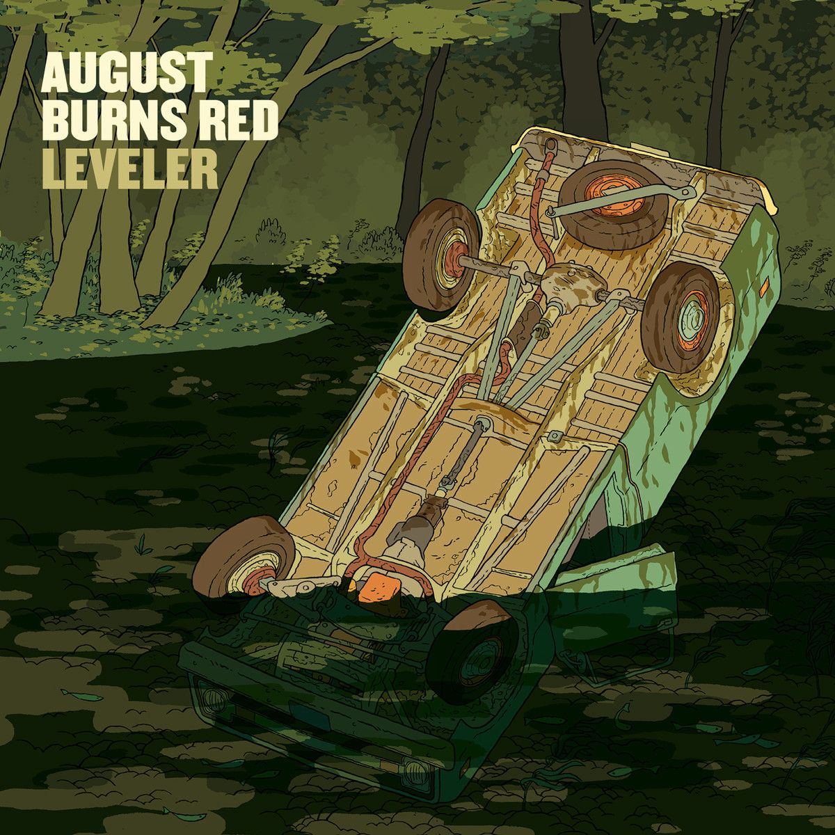 13 Metal Songs To Get You Pumped August burns red, Best