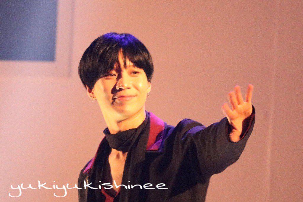 160625 THE SHILLA DUTY FREE FAN FESTIVAL with #SHINee (서울 삼성동 COEX) #Taemin