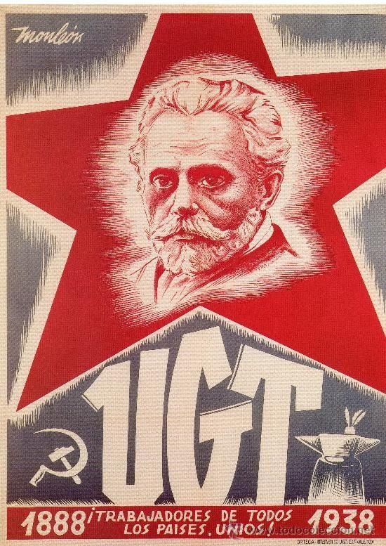 La UGT, 1888-1938.