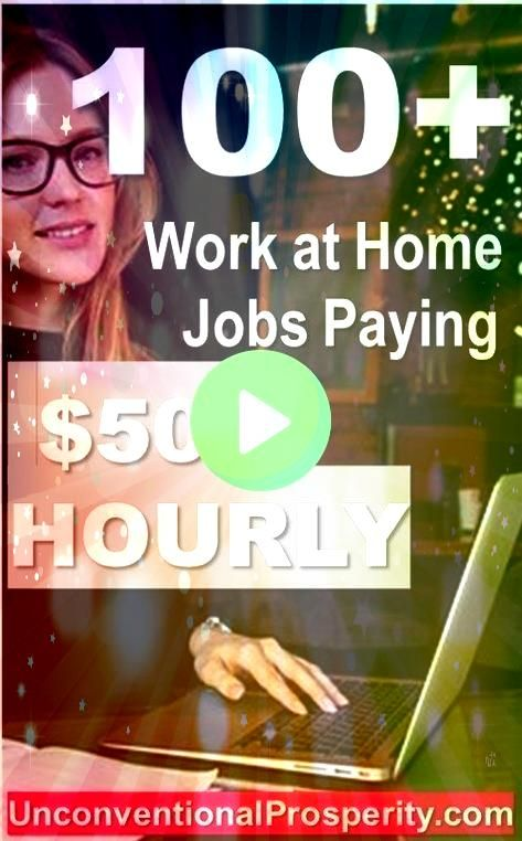 ways to make a lot of money working from home These business and work at home jobs can make you 50 per hour and sometimes a lot more 785667097477509271100 ways to make a...