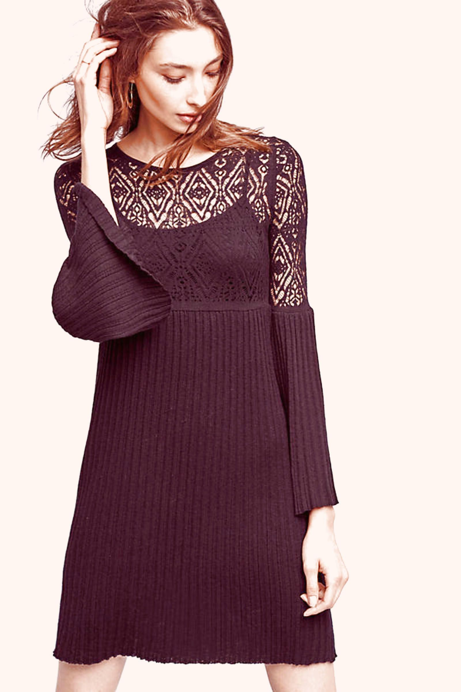 XL Sweater Dresses