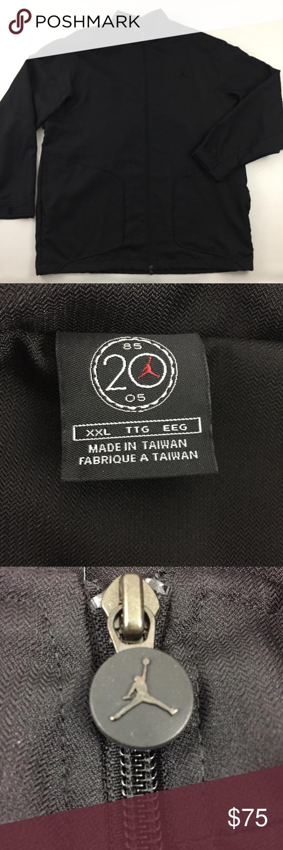 e2a82e4650d 2005 Nike Air Jordan 20th Anniversary Jacket. O6 2005 Nike Air Jordan 20th  Anniversary Jacket
